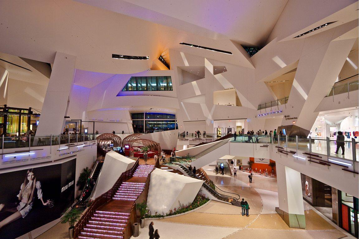 Pelegrina Design Crystals At City Center Las Vegas NV