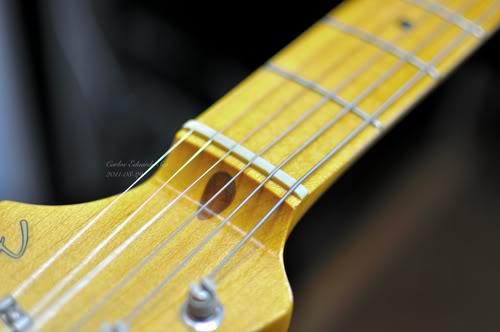 Fender American Vintage '57 Stratocaster nut