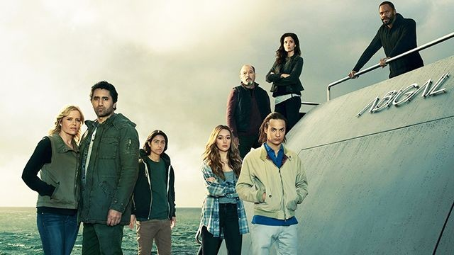 Review Fear The Walking Dead 2x01: Sobreviviendo en el mar