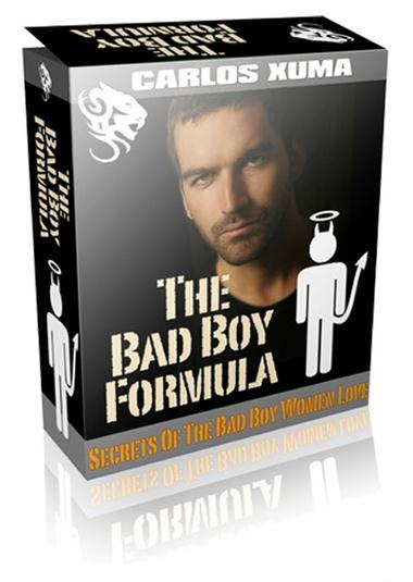 BoxOnly sml - Carlos Xuma - Bad Boy Formula