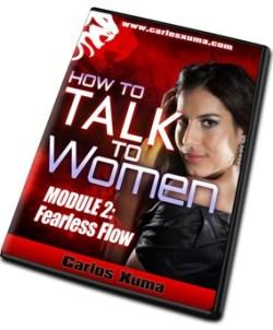 MOD2 DVD6 sml - How to Talk to Women by Carlos Xuma