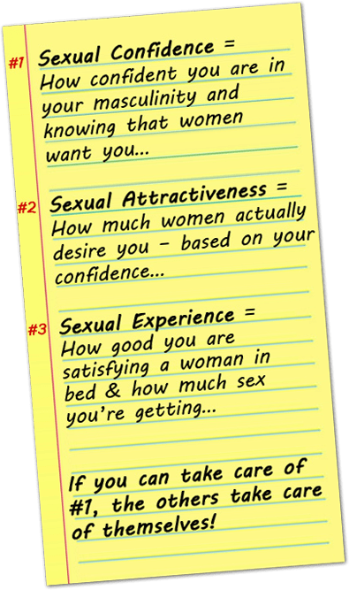 notes - Carlos Xuma - Alpha Sexual Power