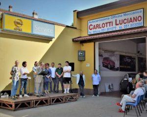 L' Autocarrozzeria e Officina Meccanica Carlotti Luciano compie 50 anni