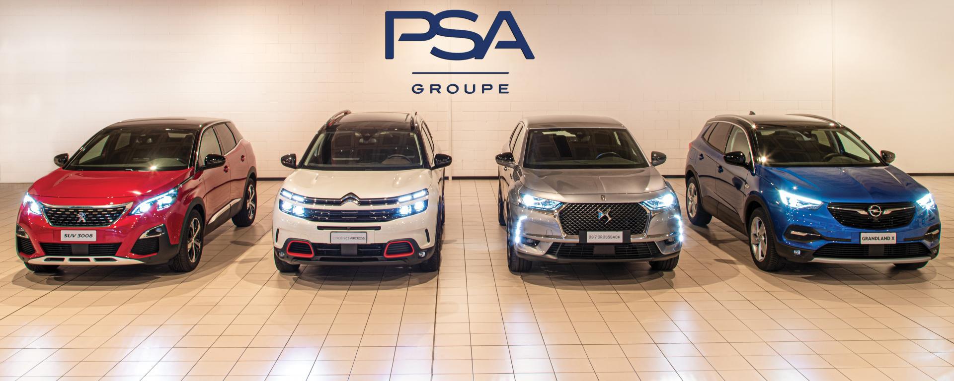 Auto Nuove Opel Peugeot Citroen Fiat a Budrio con Carlotti Luciano Srl