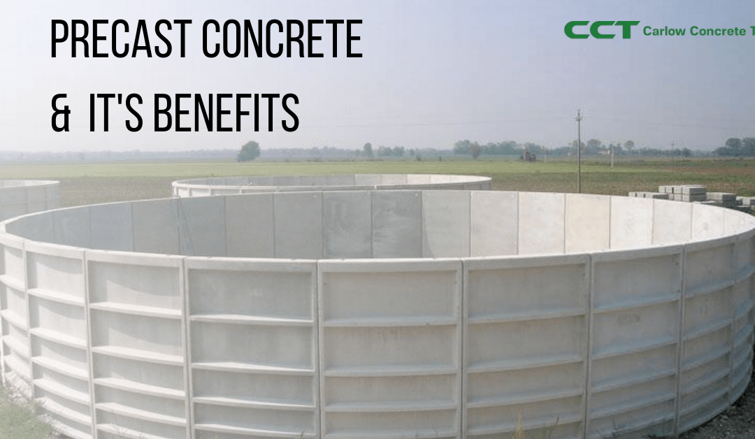 What is Precast Concrete and what are its benefits?