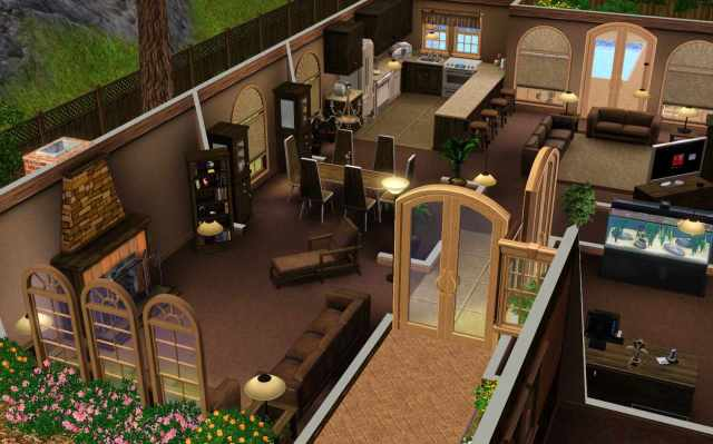 Sims 3 Family Ideas