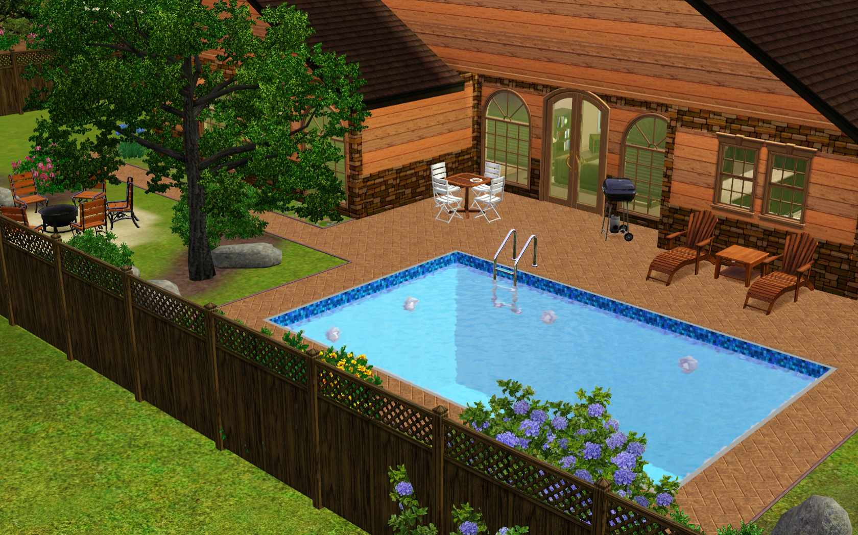 The Sims 3 Room Build Ideas And Examples. Sims 3 Pets House Ideas