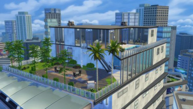 The Sims 4 City Living Apartments Guide
