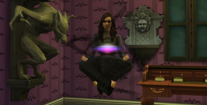 The Sims 4 Vampires Perks Powers and Weaknesses
