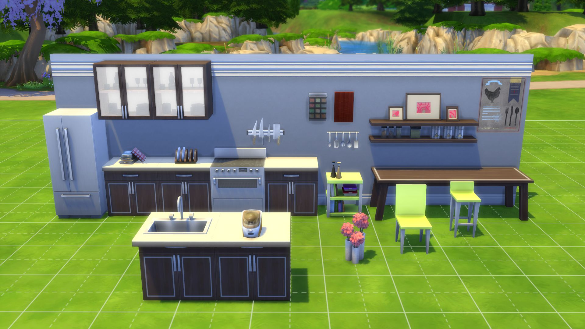 cool kitchen stuff costco kitchens the sims 4 pack review