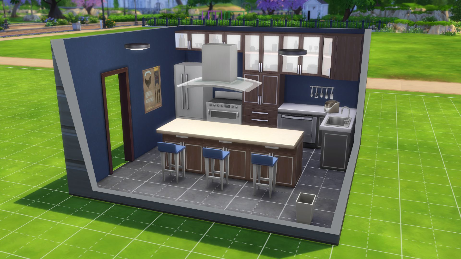 cool kitchen stuff foam mats the sims 4 pack review