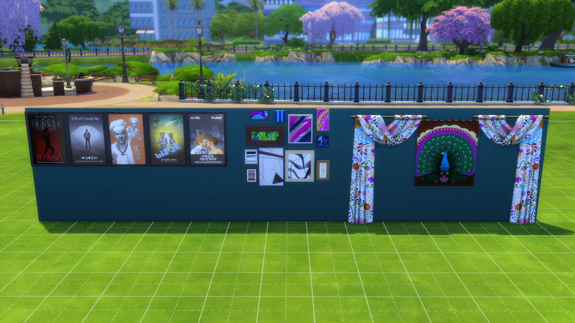 The Sims 4 Movie Hangout Stuff Pack Review