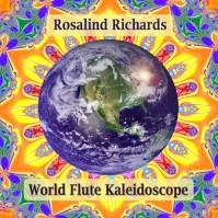 world flute kaleidoscope