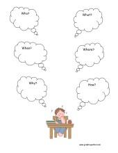 to Comprehension Corner