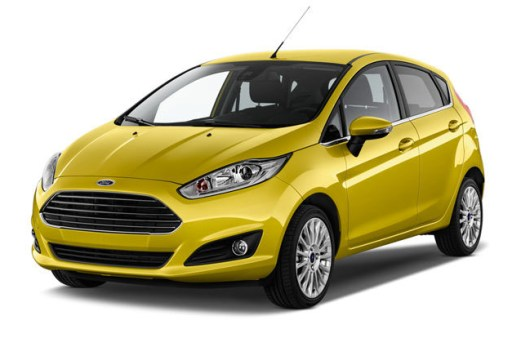 2014 Ford Fiesta is America's most dangerous vehicle on the road according to research for IIHS.