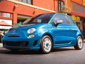 The 2019 Fiat 500 is one of the most dangerous vehicles in America.