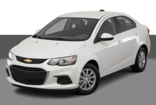 The Chevrolet Sonic makes our list of America's most dangerous vehicles.
