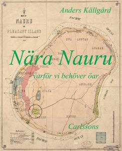 Källgård Nära till Nauru till säljblad