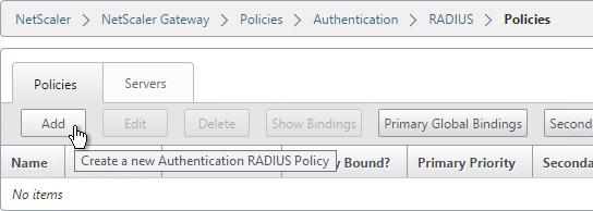 RADIUS Authentication – NetScaler Gateway 10 5 – Carl Stalhood