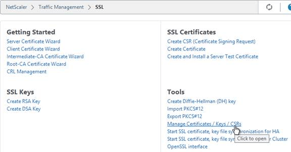NetScaler 10 5 Certificates – Carl Stalhood