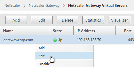 NetScaler Gateway 11 Virtual Server – Carl Stalhood