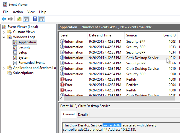Virtual Delivery Agent (VDA) 7 15 LTSR