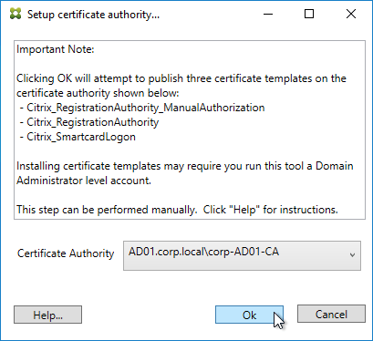 Citrix Federated Authentication Service (SAML) 1906 – Carl Stalhood