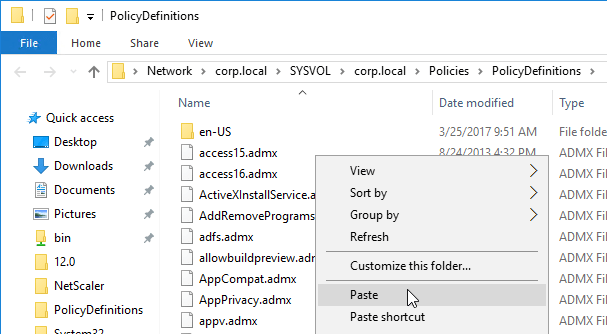 Group Policy Objects – VDA Computer Settings – Carl Stalhood