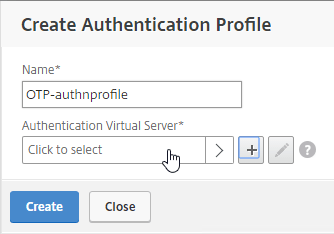 Native One Time Passwords (OTP) – NetScaler Gateway 12 / Citrix
