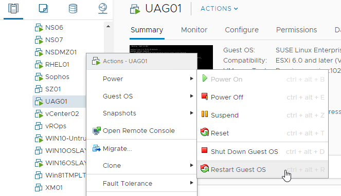 VMware Unified Access Gateway 3 6 – Carl Stalhood