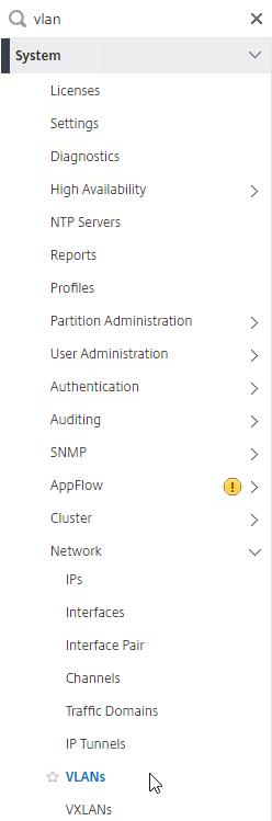 System Configuration – NetScaler 12 / Citrix ADC 12 1 – Carl