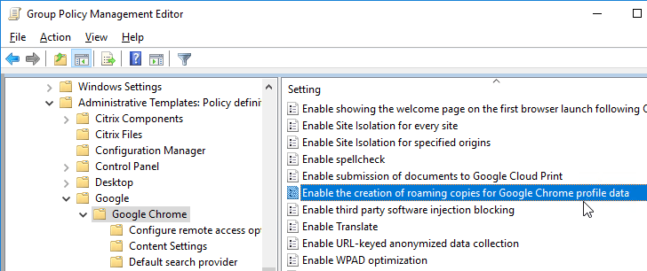 Group Policy User Settings For Vdas Carl Stalhood