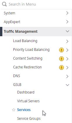 Global Server Load Balancing (GSLB) – NetScaler 12 / Citrix ADC 12 1