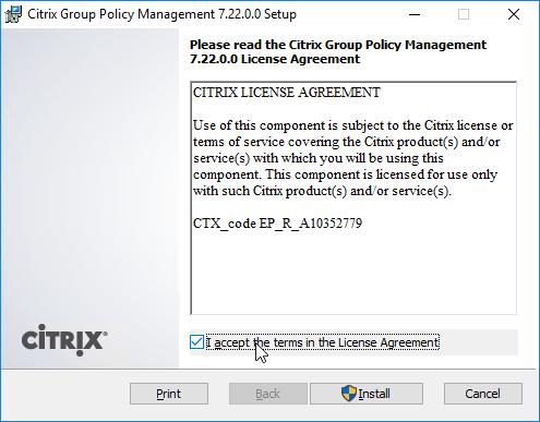 Citrix Policy Settings – Carl Stalhood