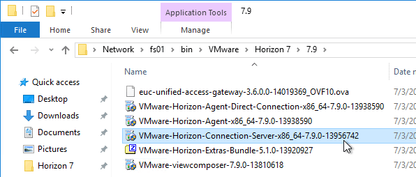 VMware Horizon 7 9 Security Server – Carl Stalhood