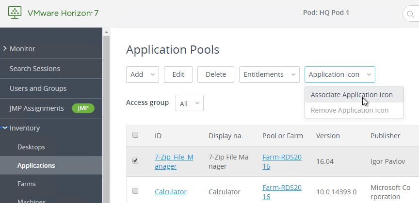 VMware Horizon 7 – RDS Farms/Pools – Carl Stalhood