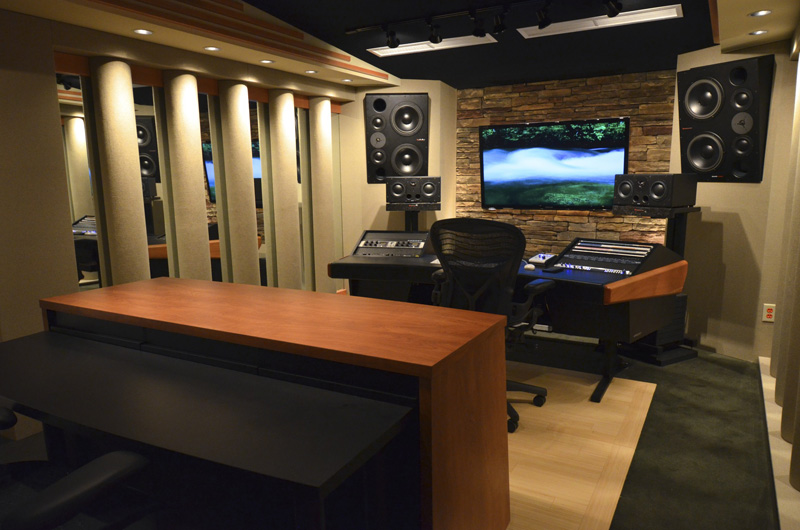 Sound Absorbing Panels in Nashville by Carl Tatz Design