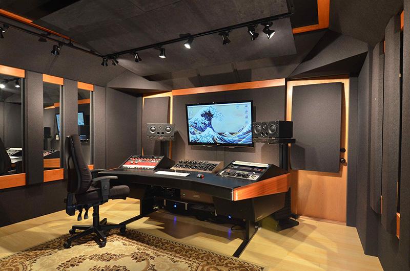 Nashville Recording Studio Design Plans by Carl Tatz Design