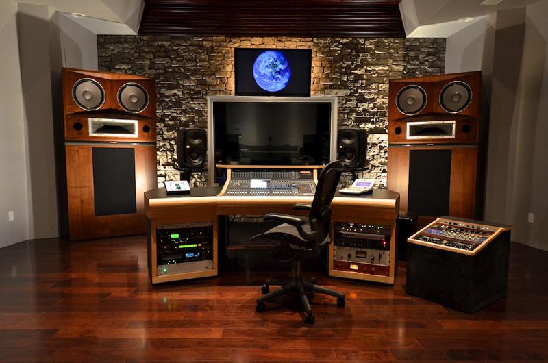 Soundproof Tiles in Nashville by Carl Tatz Design