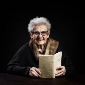Anne Marie 103 ans