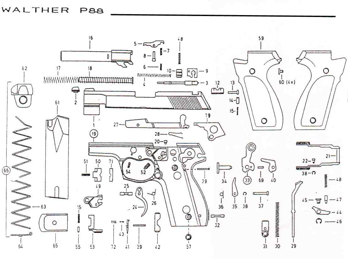 P88 Exploded View