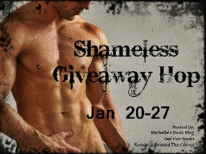 Shameless Blog Hop Giveway Winners Announced