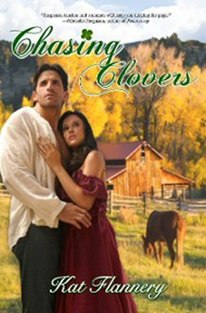 """CBLS – """"Chasing Clovers"""" by Kat Flannery"""