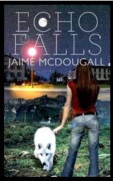 BW: Echo Falls by Jaime McDougall