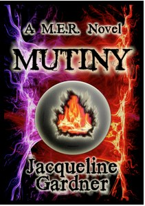 BW:  Mutiny by Jacqueline Gardner