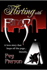 Flirting With Fangs – Peg Pierson