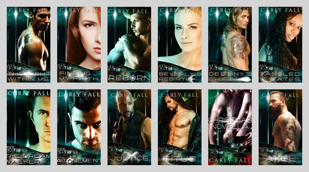 Six Saviors Series Reading Order