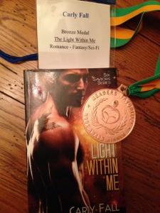 Readers' Favorite Award Ceremony