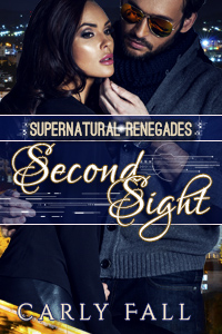 Second Sight – Book 4 – Supernatural Renegades