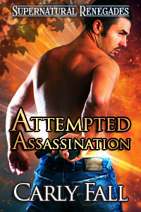 Attempted Assassination – Supernatural Renegades